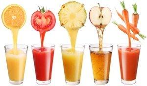 Utjecaj voćnih sokova na akne i prištiće