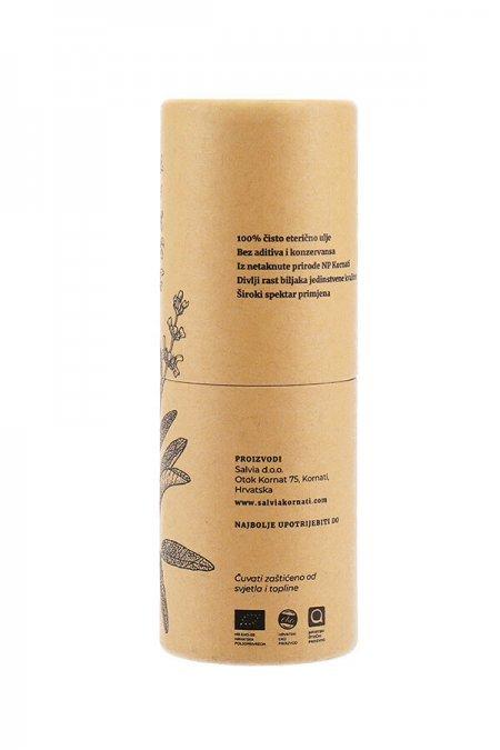 Eterično ulje ljekovite kadulje 20ml (tuljac iza) - Salvia Kornati