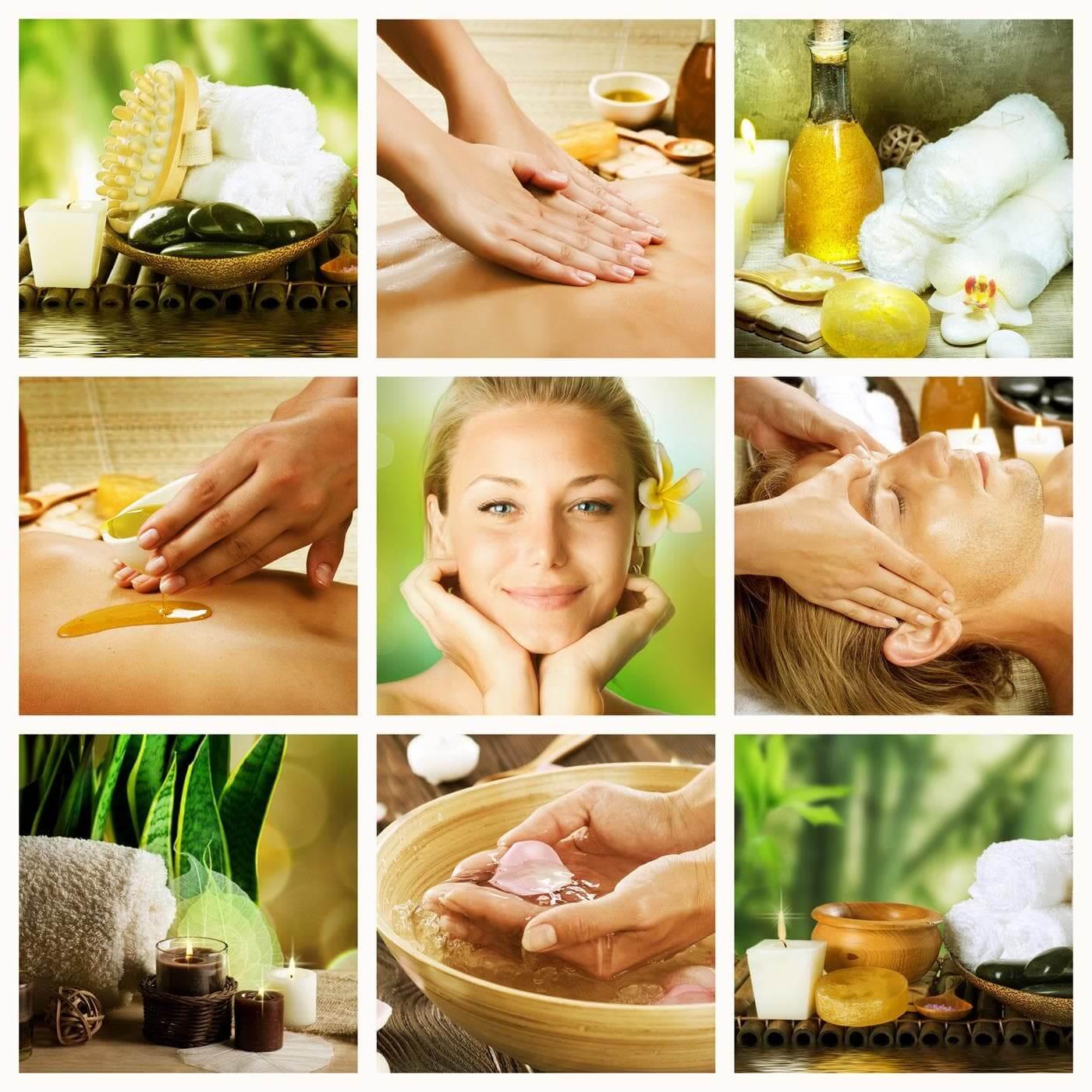 Eterično ulje kadulje - masaža