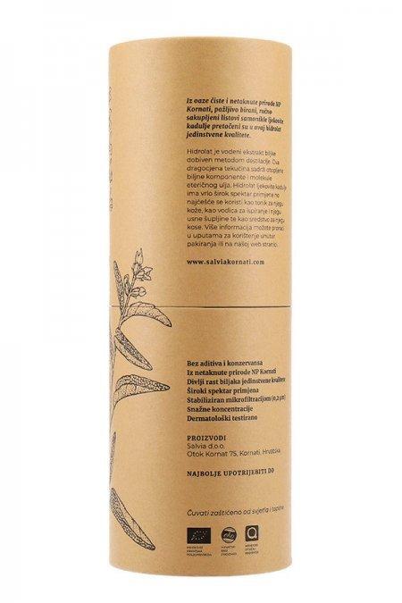 Hidrolat ljekovite kadulje 500ml (tuljac iza) - Salvia Kornati
