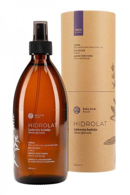 Hidrolat ljekovite kadulje 500ml (pakiranje) - Salvia Kornati