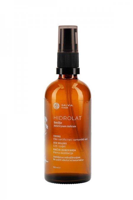 Hidrolat od smilja 100ml (bočica) - Salvia Kornati