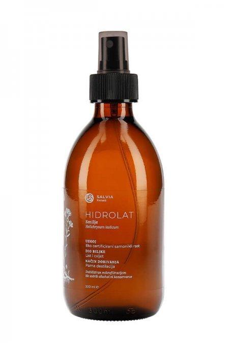 Hidrolat od smilja 300ml (bočica) - Salvia Kornati