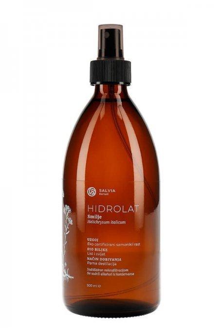 Hidrolat od smilja 500ml (bočica) - Salvia Kornati
