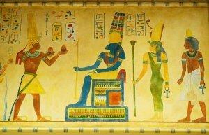 Uporaba kadulje u Egiptu