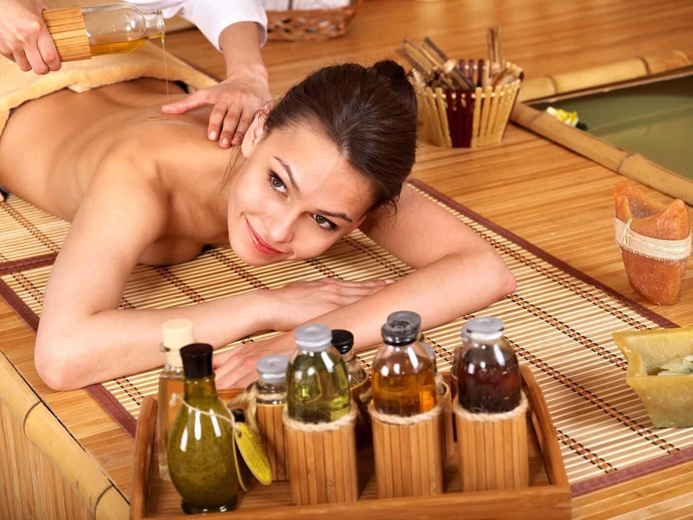 Masaža eteričnim ulje kadulje