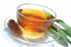 Šalica čaja od kadulje