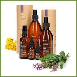 Salvia Kornati - proizvodi od kadulje i smilja
