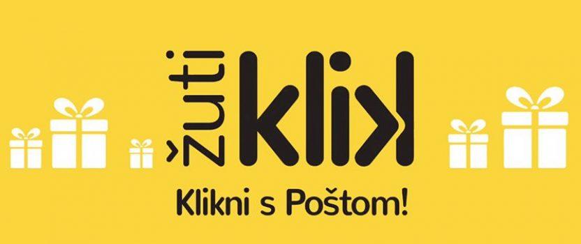 Nova prodajna lokacija: Žuti klik